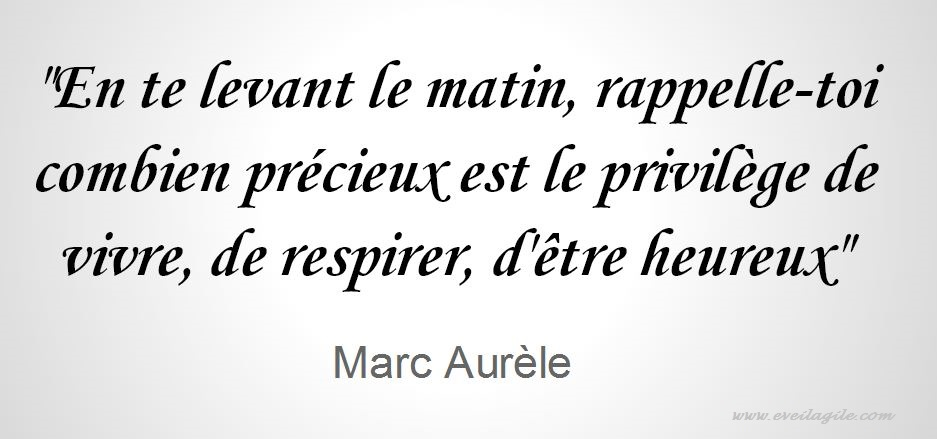 marc aurèle citation