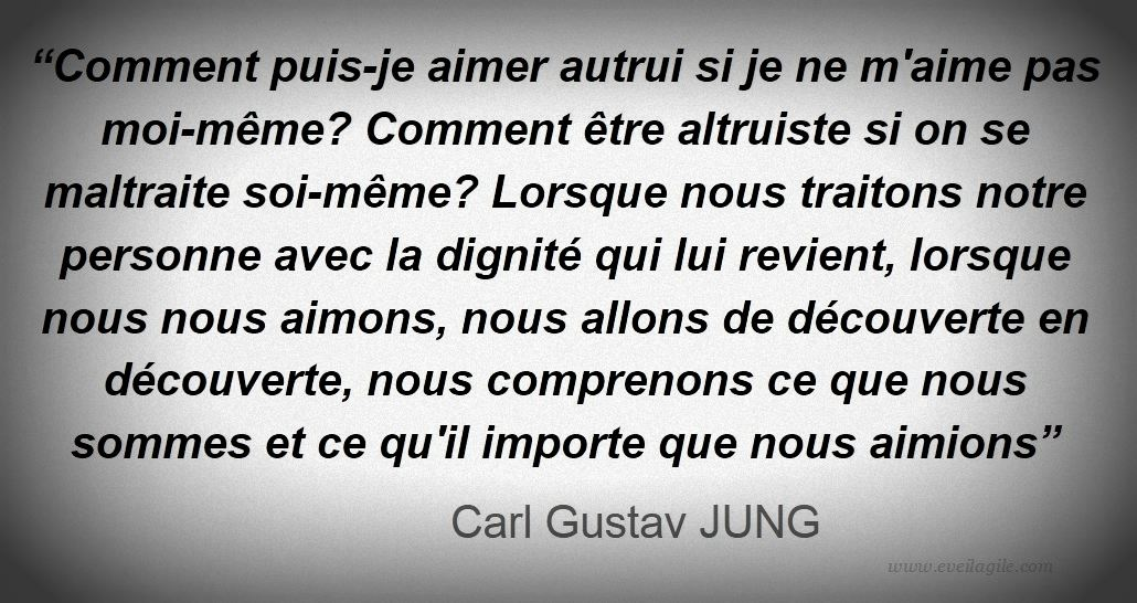 jung citation éveil